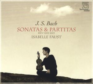 CD BACH, J.S. - SONATAS & PARTITAS VOL.2
