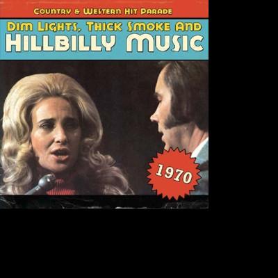 CD V/A - DIM LIGHTS, THICK SMOKE AND HILLBILLY MUSIC 1970