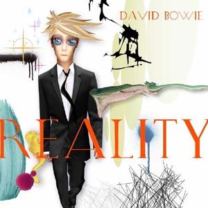 David Bowie - CD REALITY