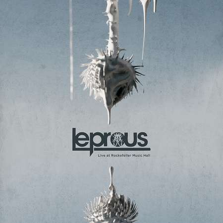 CD Leprous - Live At Rockefeller Music Hall