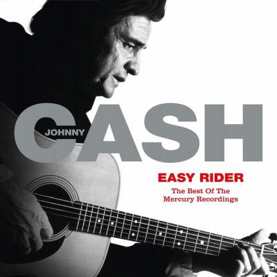 Johnny Cash - CD EASY RIDER: THE BEST OF