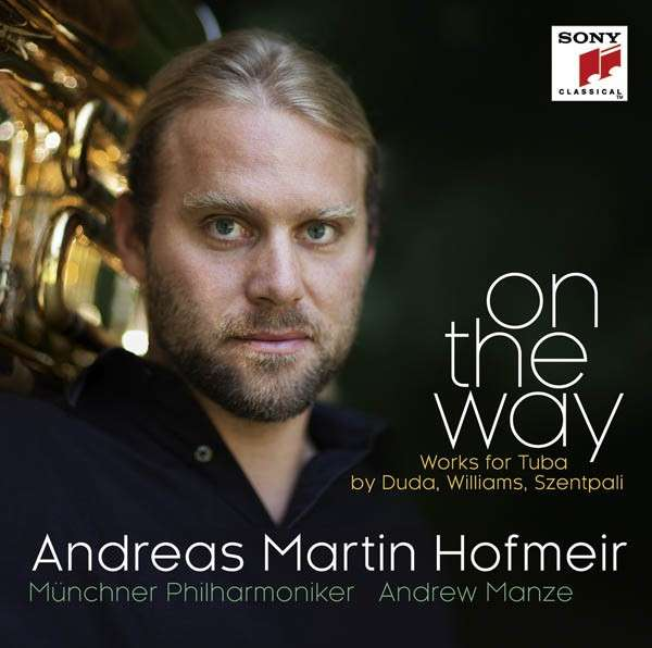 CD DUDA/WILLIAMS - On the Way - Works for Tuba by