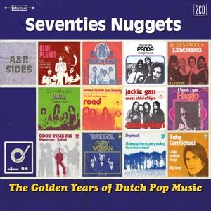 CD V/A - GOLDEN YEARS OF DUTCH POP MUSIC - NUGGETS 70'S