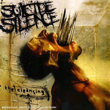 CD SUICIDE SILENCE - The Cleansing