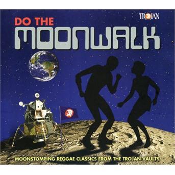 CD VARIOUS ARTISTS - DO THE MOONWALK