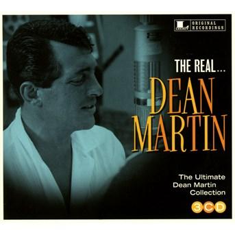 CD MARTIN, DEAN - The Real... Dean Martin