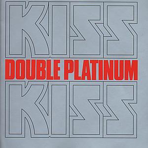 Kiss - CD DOUBLE PLATINUM