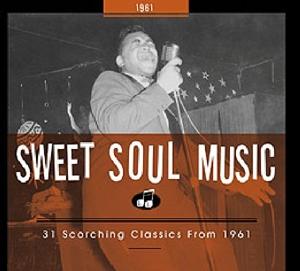 CD V/A - SWEET SOUL MUSIC 1961