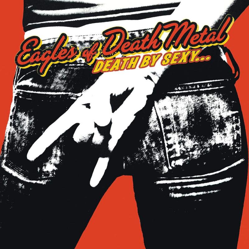 Vinyl EAGLES OF DEATH METAL - DEATH BY SEXY