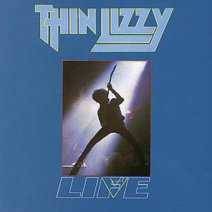 THIN LIZZY - CD LIVE