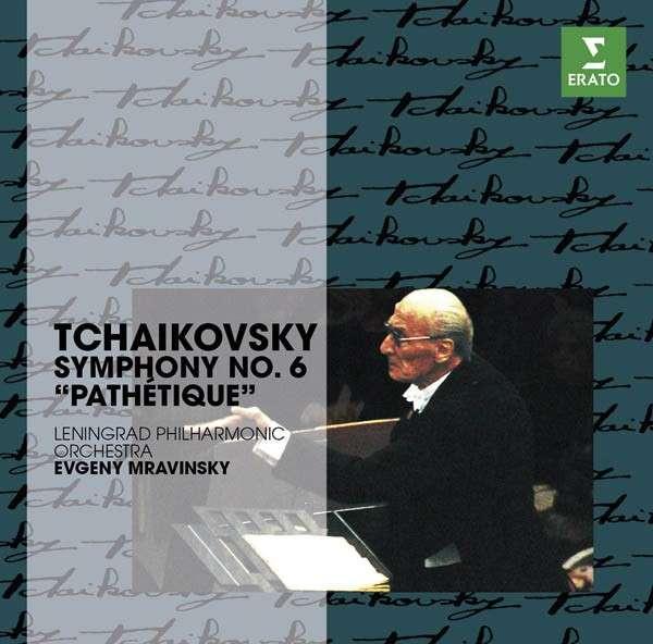 CD MRAVINSKY, EVGENY - THE ERATO STORY. TCHAIKOVSKY: SYMPHONY NO. 6