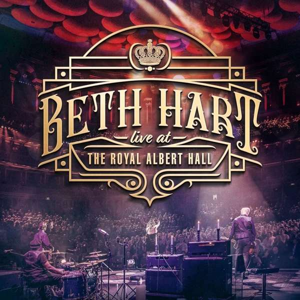 Vinyl HART, BETH - LIVE AT THE ROYAL ALBERT HALL