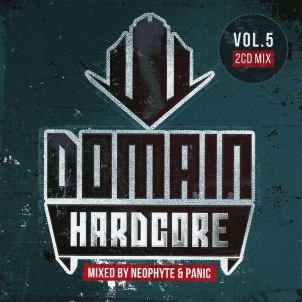 CD V/A - DOMAIN HARDCORE 5