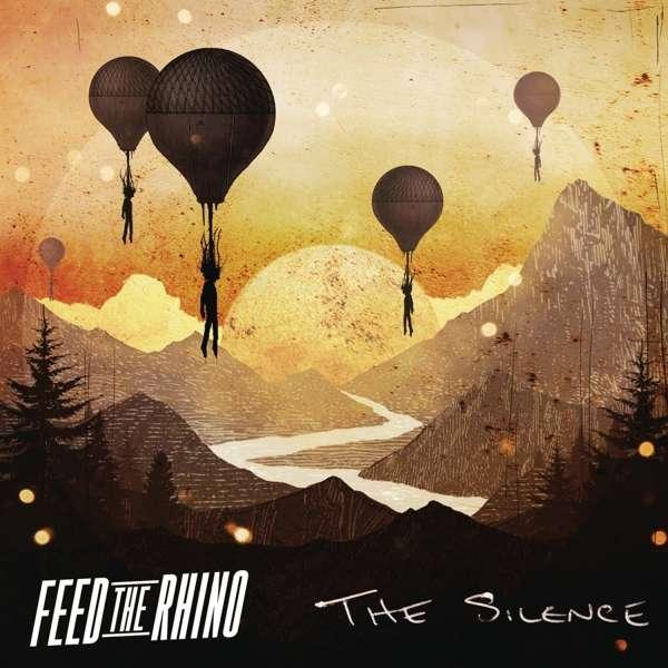 CD FEED THE RHINO - The Silence