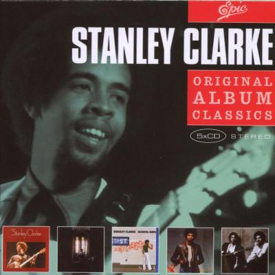 CD CLARKE, STANLEY - Original Album Classics