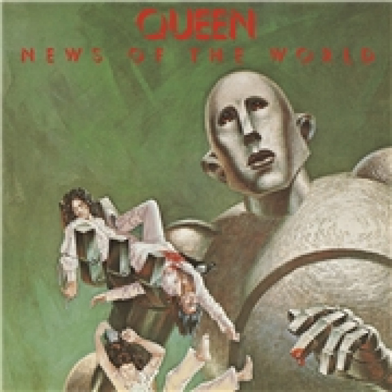 Queen - CD NEWS OF THE WORLD/DELUXE