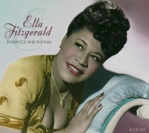 CD FITZGERALD, ELLA - ROMANCE & RHYTHM