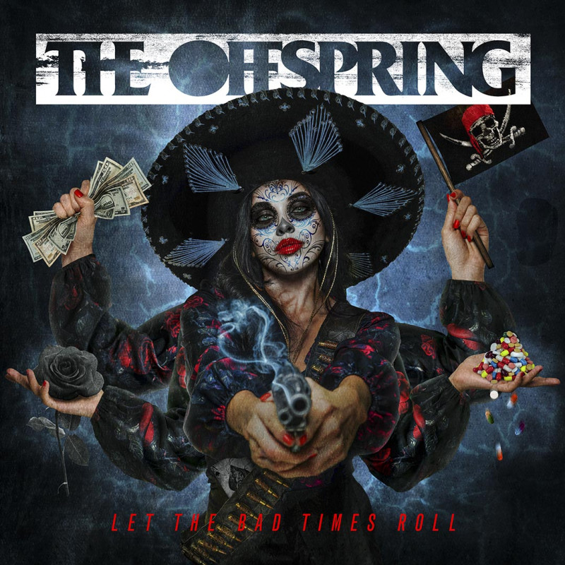 The Offspring - CD Let the bad times roll