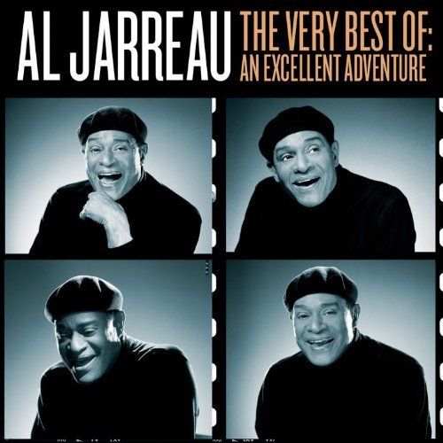 CD JARREAU, AL - THE VERY BEST OF-AN EXCELLENT