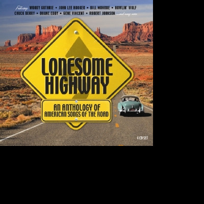 CD V/A - LONESOME HIGHWAY