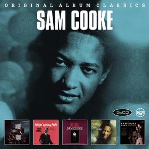 CD COOKE, SAM - Original Album Classics