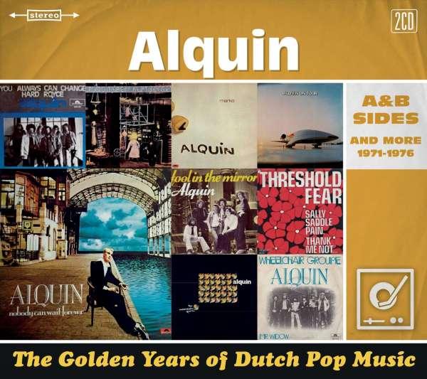 CD ALQUIN - GOLDEN YEARS OF DUTCH POP MUSIC