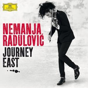 CD RADULOVIC NEMANJA - JOURNEY EAST