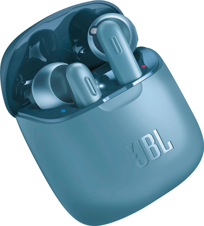 Slúchadlá JBL Tune 220TWS Blue