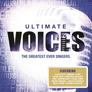 CD V/A - Ultimate... Voices