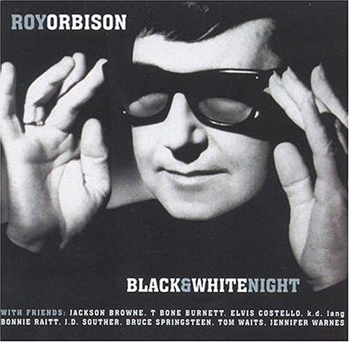 Roy Orbison - CD BLACK & WHITE NIGHT