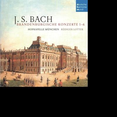 CD BACH, J.S. - Bach: Brandenburgische Konzert