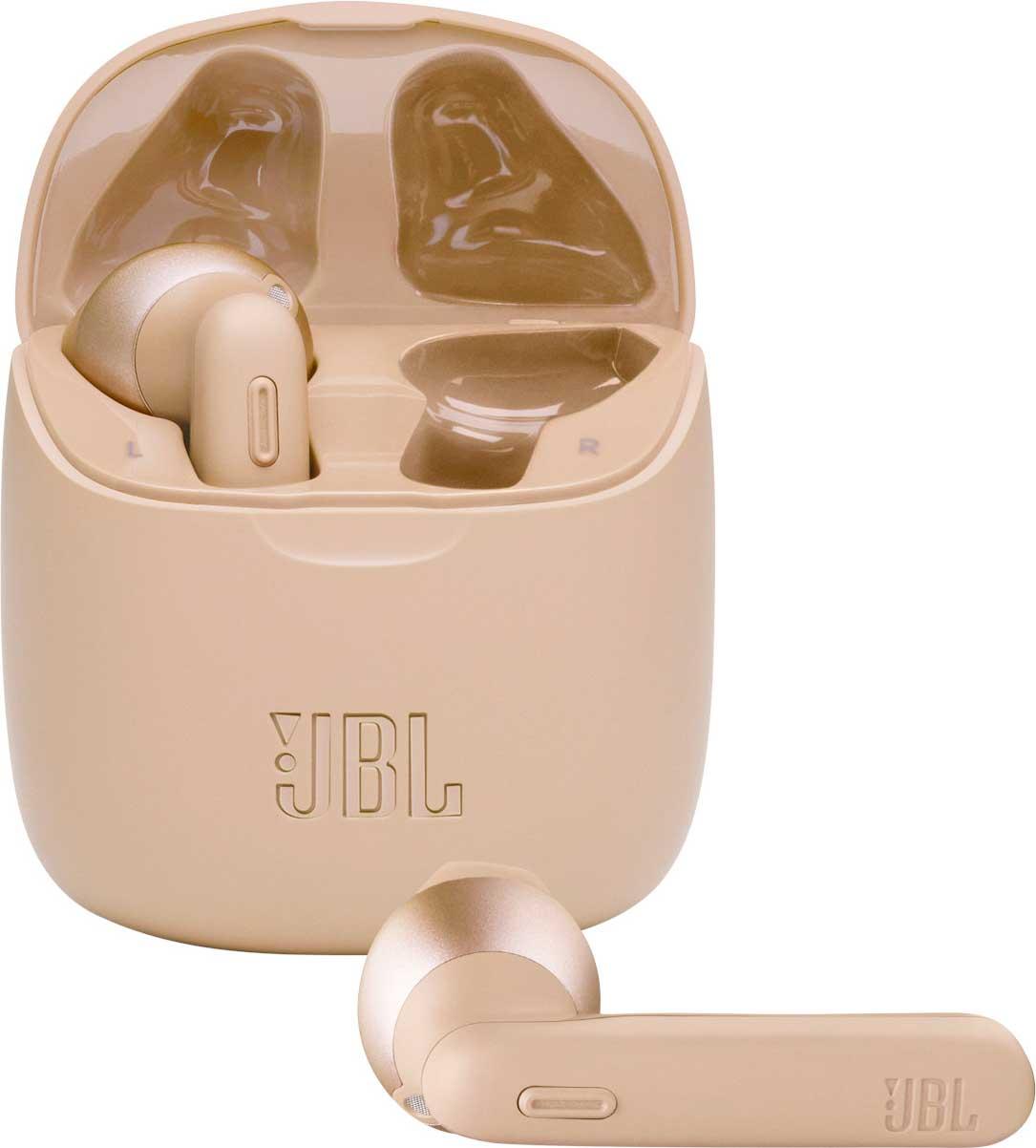 Slúchadlá JBL Tune 225TWS Gold
