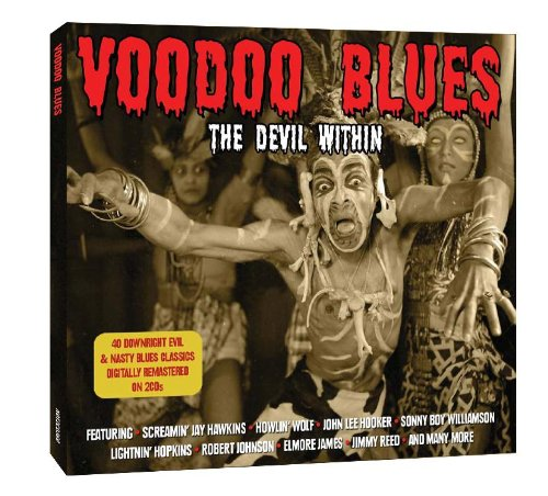 CD V/A - VOODOO BLUES - THE DEVIL WITHIN