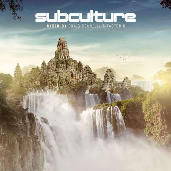 CD V/A - SUBCULTURE