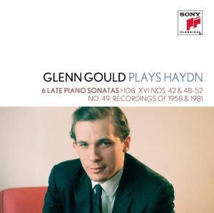 CD GOULD, GLENN - Glenn Gould Plays Haydn: 6 Lat