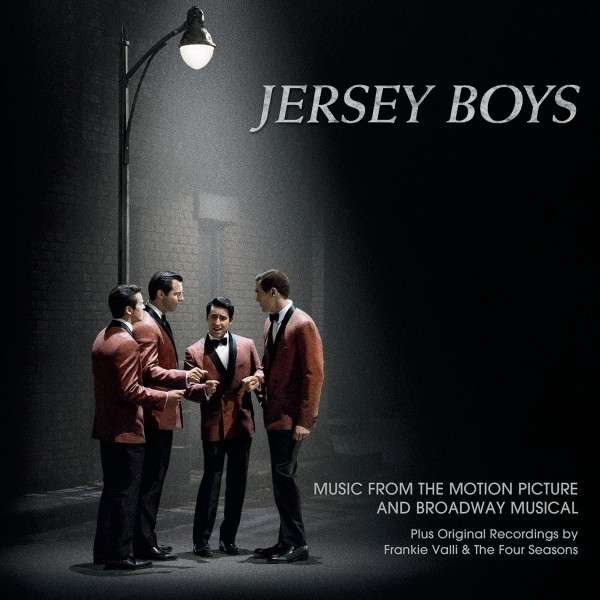 CD JERSEY BOY - MUSIC FROM THE MOTION PICTURE AND BROADWAY MUSICAL
