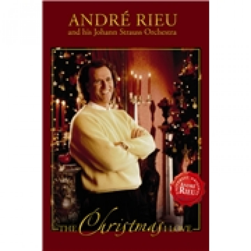 DVD RIEU ANDRE - THE CHRISTMAS I LOVE