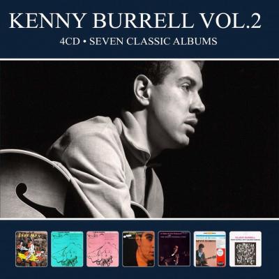 CD BURRELL, KENNY - SEVEN CLASSIC ALBUMS VOL.2