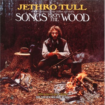 Jethro Tull - CD SONGS FROM THE WOOD (40TH ANNIVERSARY EDITION, THE STEVEN WILSON REMIX)