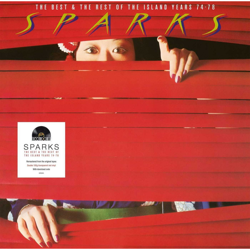 Vinyl SPARKS - THE BEST OF, THE REST OF