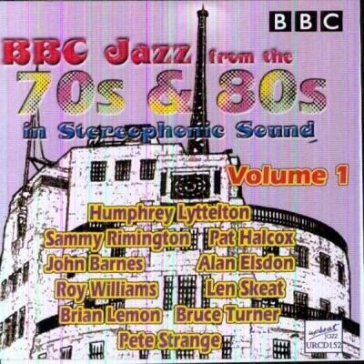 CD V/A - BBC JAZZ FROM 70'S...1