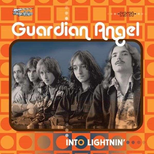 CD GUARDIAN ANGEL - INTO LIGHTNIN'