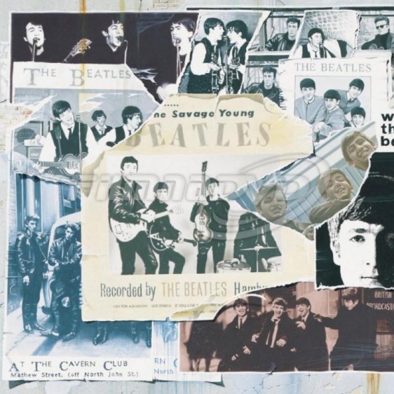 The Beatles - CD ANTHOLOGY 1