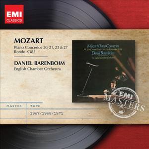 CD BARENBOIM, DANIEL - POPULAR PIANO CONCERTOS