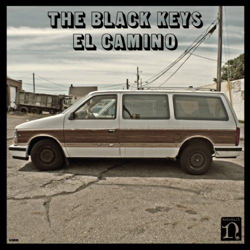 CD BLACK KEYS, THE - EL CAMINO