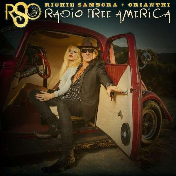 CD RSO - RADIO FREE AMERICA