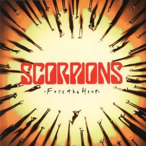 Scorpions - CD FACE THE HEAT
