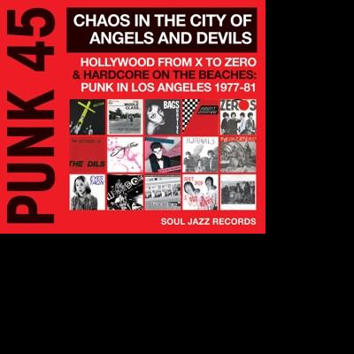 CD V/A - PUNK 45 VOL.6 1977-1981