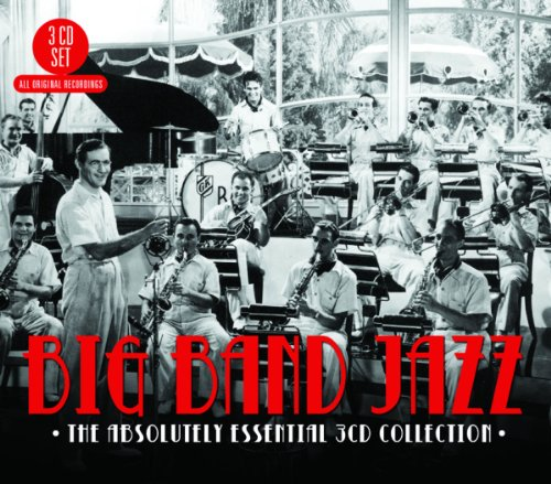 CD V/A - BIG BAND JAZZ - ABSOLUTELY ESSENTIAL