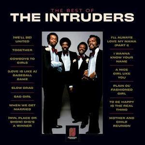 Vinyl INTRUDERS - The Best Of The Intruders